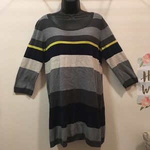 Oh Baby by Motherhood Large sweater tunic